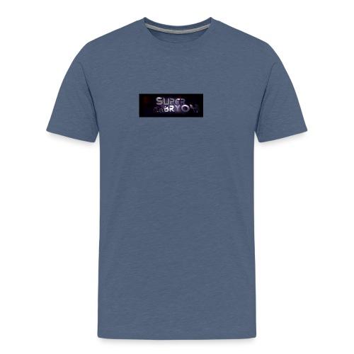 SUPERGABRY04 - Maglietta Premium da uomo