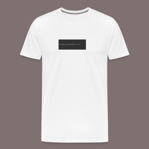 Hashtek Original TOS - Männer Premium T-Shirt