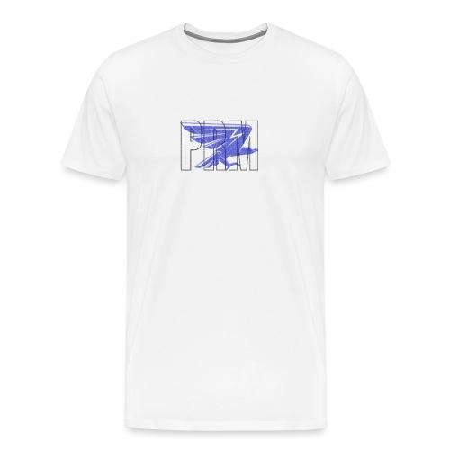 PRM BIG EAGLE - T-shirt Premium Homme