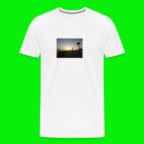 Canary islands tennirefe - Men's Premium T-Shirt
