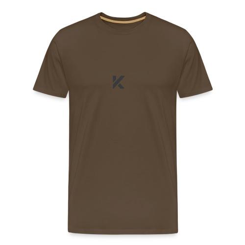 KeowLogo - T-shirt Premium Homme