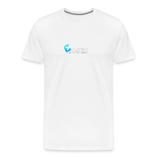 Exertus Standard Hoodie - Men's Premium T-Shirt