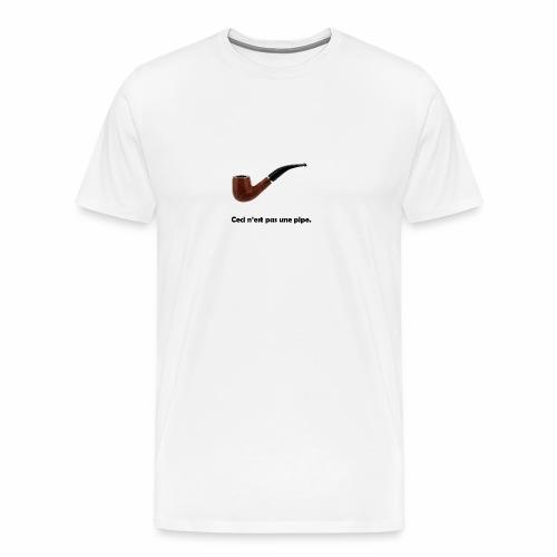 pipe - T-shirt Premium Homme