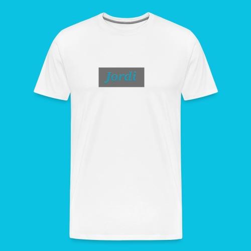 Jordi design - Men's Premium T-Shirt