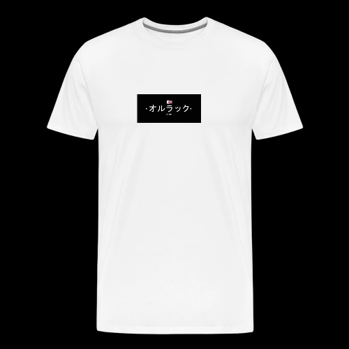 toyko - Men's Premium T-Shirt