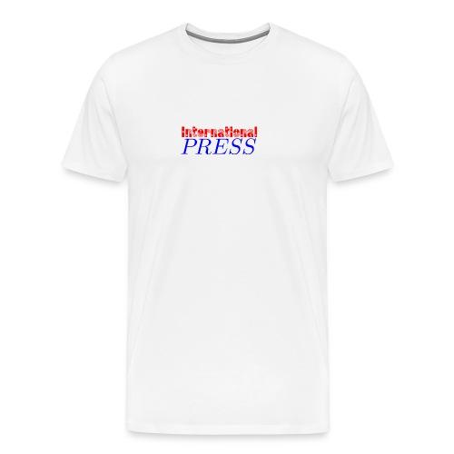 int_press-png - Maglietta Premium da uomo