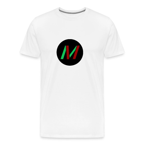 MattiFinance - Miesten premium t-paita