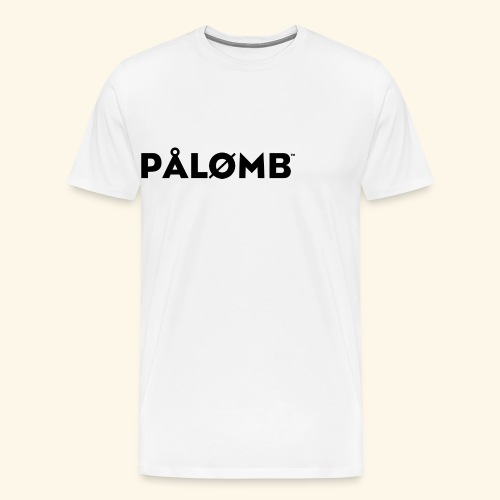 Pålømb White - Men's Premium T-Shirt