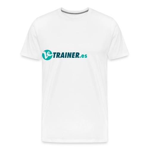 VTRAINER.es - Camiseta premium hombre