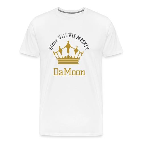 DaMoon Black - Männer Premium T-Shirt