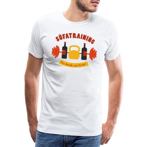 SüfaTraining couleur - T-shirt Premium Homme