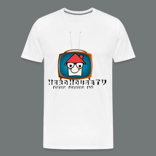 Nerdhouse - Männer Premium T-Shirt
