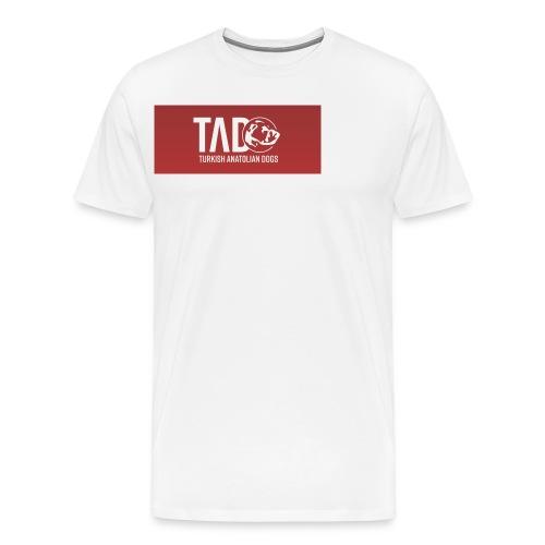 Voorbeeld tad - Men's Premium T-Shirt