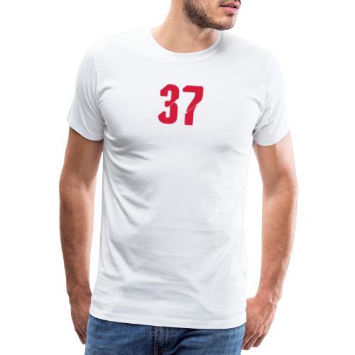 37, Nummern, Zahlen, Pelibol ™ - Männer Premium T-Shirt