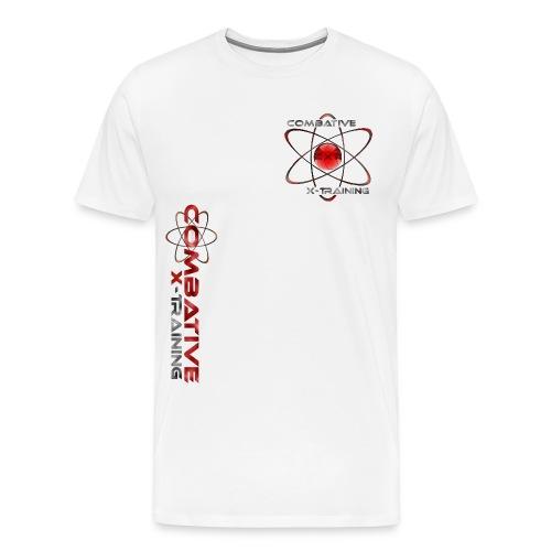 CXT2016 red png - Männer Premium T-Shirt