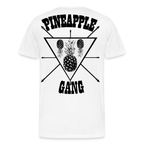 Pineapple Gang - Männer Premium T-Shirt