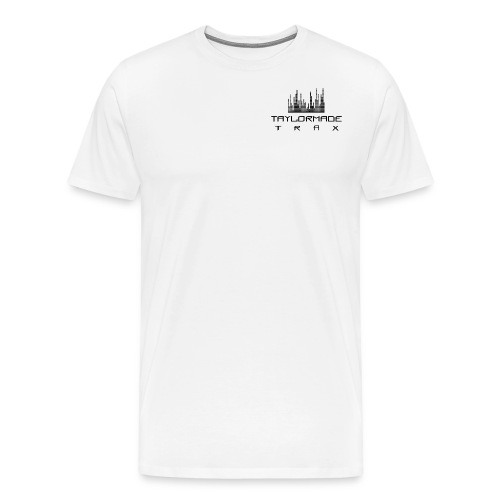 TMX 4 black png - Men's Premium T-Shirt