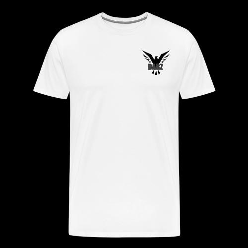 Witte shirt png - Mannen Premium T-shirt