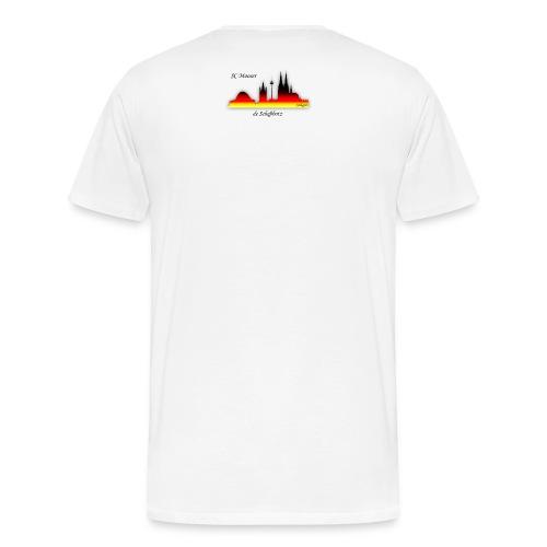 deScheßbotz - Männer Premium T-Shirt