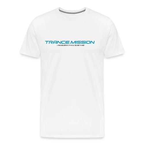 tshirt weiss - Männer Premium T-Shirt