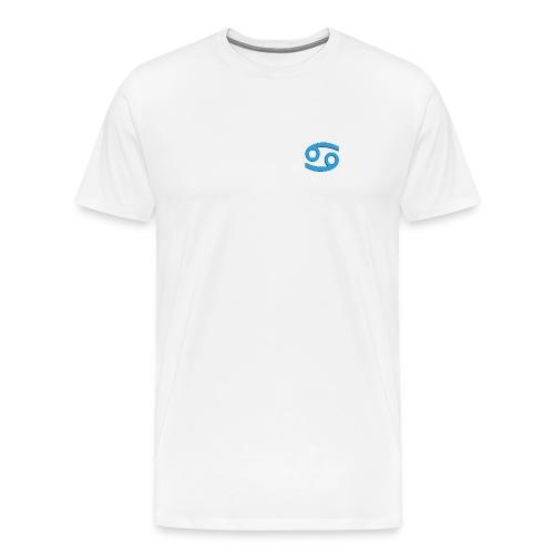 Cancro - Maglietta Premium da uomo