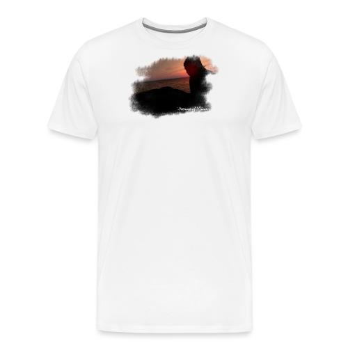 DreamsOfYlina 4K Tshirt2 png - Men's Premium T-Shirt