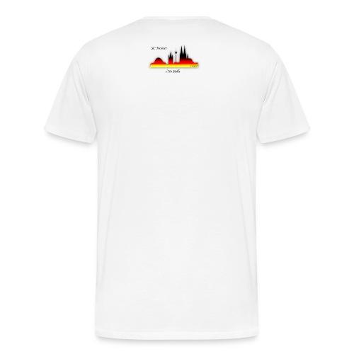sNo Balls png - Männer Premium T-Shirt