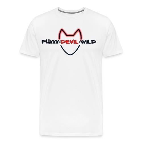 fuxxx-devil-wild - Männer Premium T-Shirt