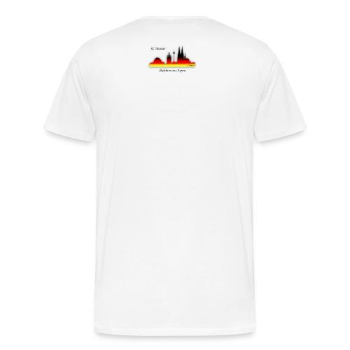 skilehrer aus aspen - Männer Premium T-Shirt