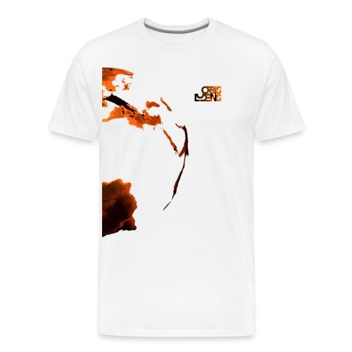 Orbis Ludens Front - Männer Premium T-Shirt