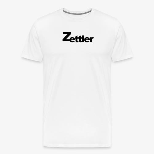 Zettler - Männer Premium T-Shirt