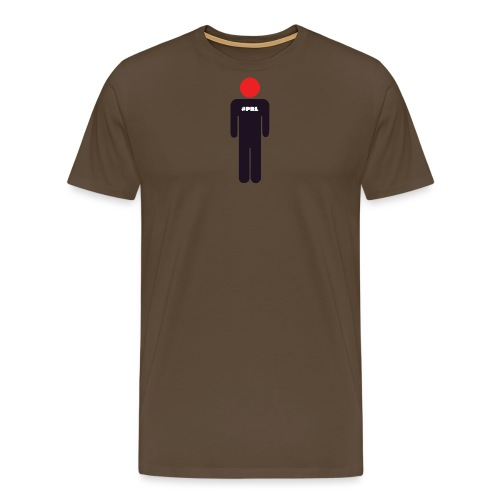 red-face - Men's Premium T-Shirt