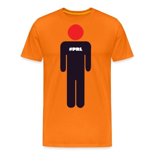 red-face - Men's Premium T-Shirt