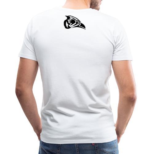 Tête Oiseau - T-shirt Premium Homme