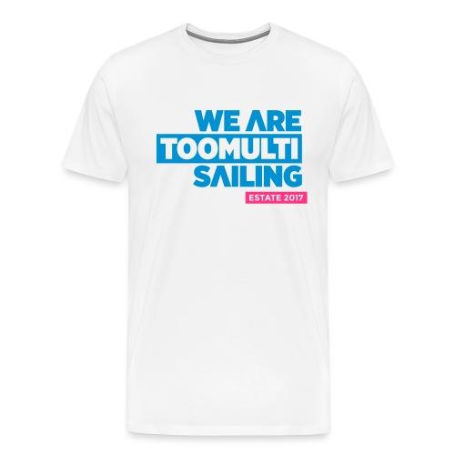 navigacorsivo - Maglietta Premium da uomo