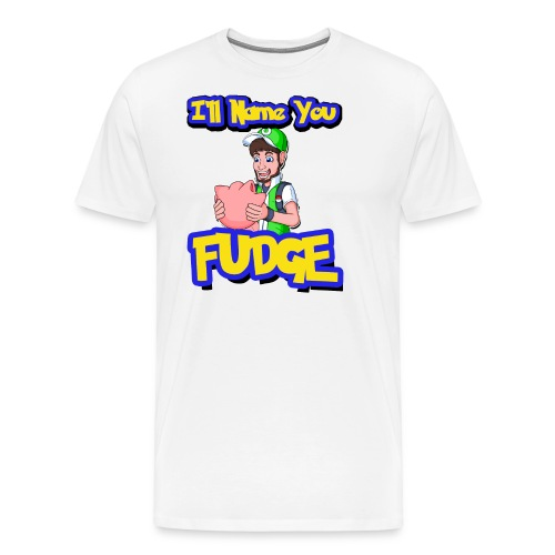 Fudge png - Men's Premium T-Shirt