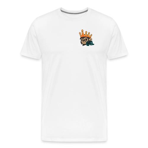 g4l-logo - Männer Premium T-Shirt