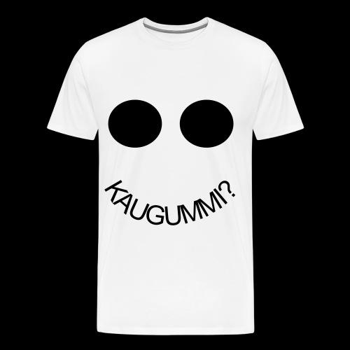 mr kaugummi - Männer Premium T-Shirt