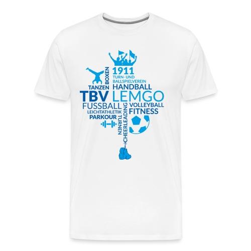 TBV Lemgo - Männer Premium T-Shirt