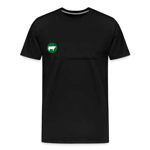 jungbauer png - Männer Premium T-Shirt