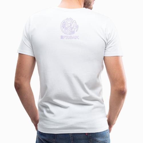 Mr. Freak - Lineart - Männer Premium T-Shirt