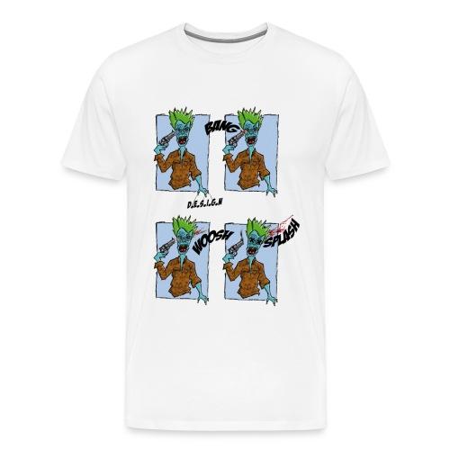finalpatepng - Männer Premium T-Shirt