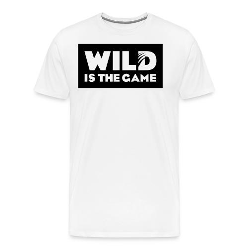 Logo wizz version2 100 - T-shirt Premium Homme