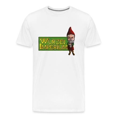 Wurzelimperium Zwerg - Männer Premium T-Shirt