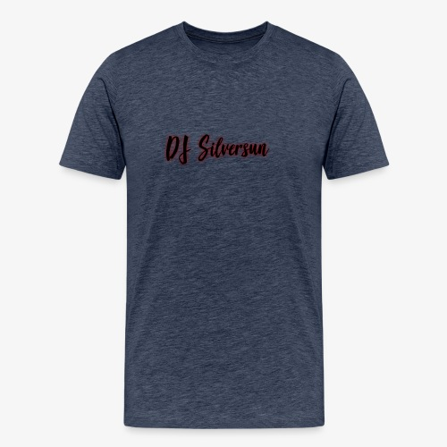 DJ Silversun 1 - Men's Premium T-Shirt