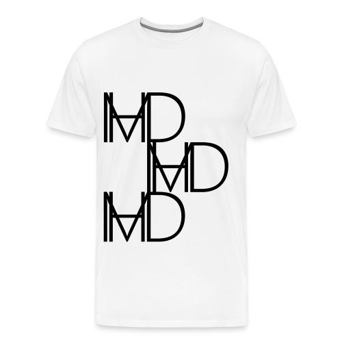 mhdmhdmhd - Männer Premium T-Shirt