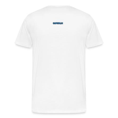 Team H White T-shirt! - Men's Premium T-Shirt