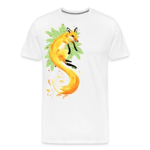 Spring of Fox - Men's Premium T-Shirt