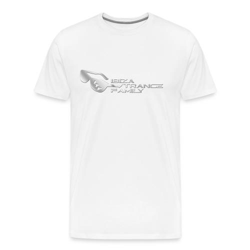Chrome Logo 1 no shadow png - Men's Premium T-Shirt