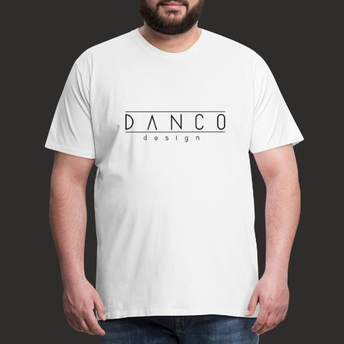 DANCO design - Camiseta premium hombre